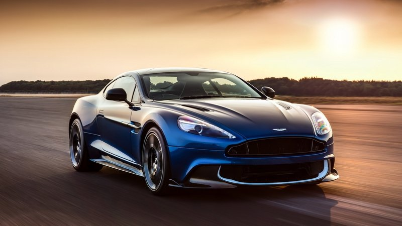 Aston Martin Is Hard At Work On A New V-12 Vanquish, Set To Debut This September