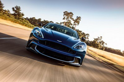 Aston Martin Is Hard At Work On A New V-12 Vanquish, Set To Debut This September - image 695573