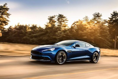 Aston Martin Is Hard At Work On A New V-12 Vanquish, Set To Debut This September - image 695576