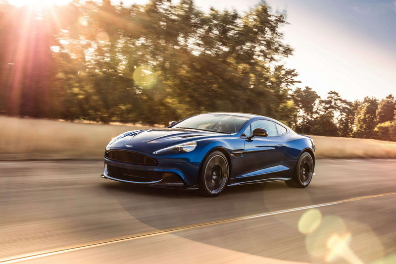 2018 Aston Martin Vanquish S High Resolution Exterior - image 695571