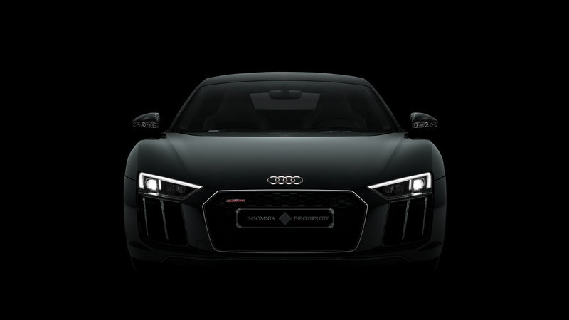 2016 Audi R8 Star of Lucis