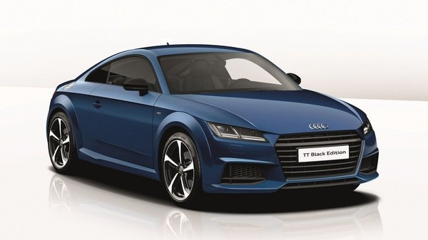 2016 audi tt black edition review top speed. Black Bedroom Furniture Sets. Home Design Ideas