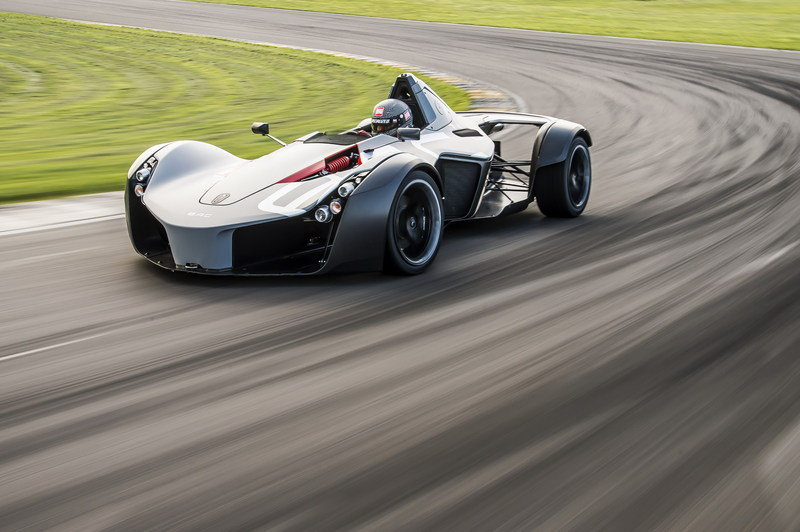 BAC Mono Sets New Speed Record At Anglesey Coastal Circuit High Resolution Exterior - image 694157