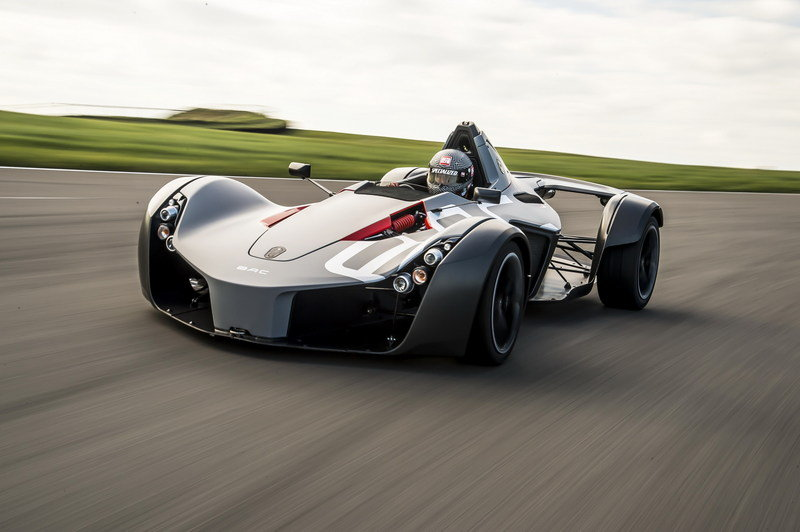BAC Mono Sets New Speed Record At Anglesey Coastal Circuit High Resolution Exterior - image 694158