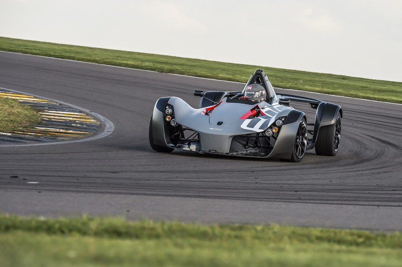 BAC Mono Sets New Speed Record At Anglesey Coastal Circuit