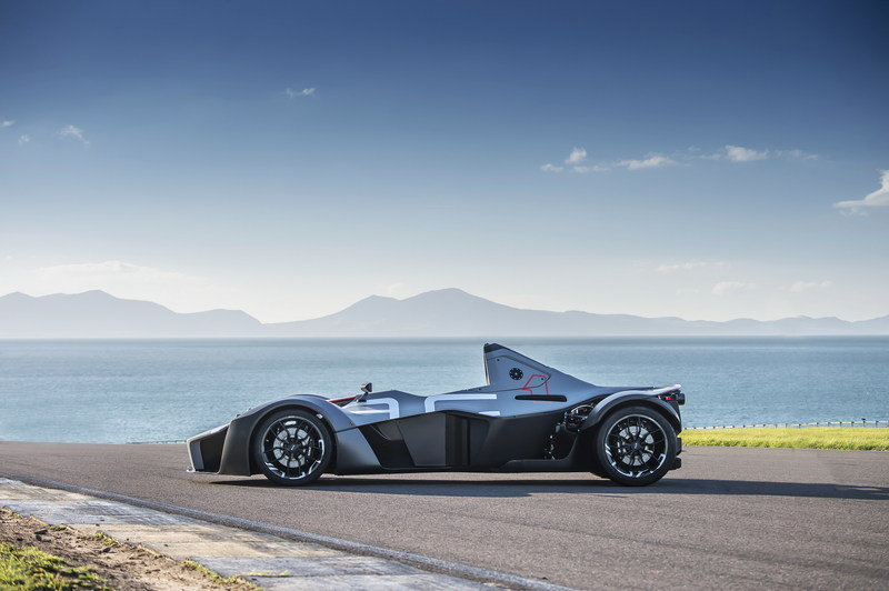 BAC Mono Sets New Speed Record At Anglesey Coastal Circuit High Resolution Exterior - image 694151