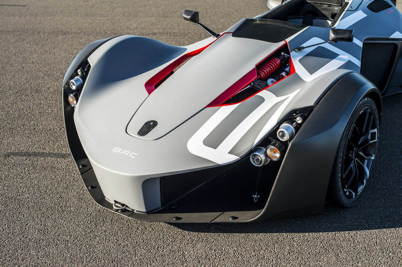 BAC Mono Sets New Speed Record At Anglesey Coastal Circuit High Resolution Exterior - image 694152