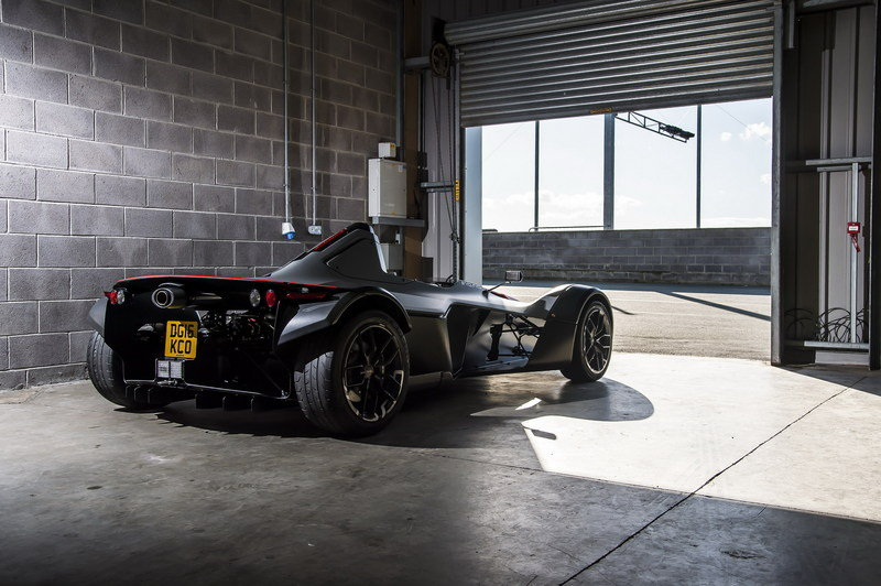 BAC Mono Sets New Speed Record At Anglesey Coastal Circuit High Resolution Exterior - image 694153