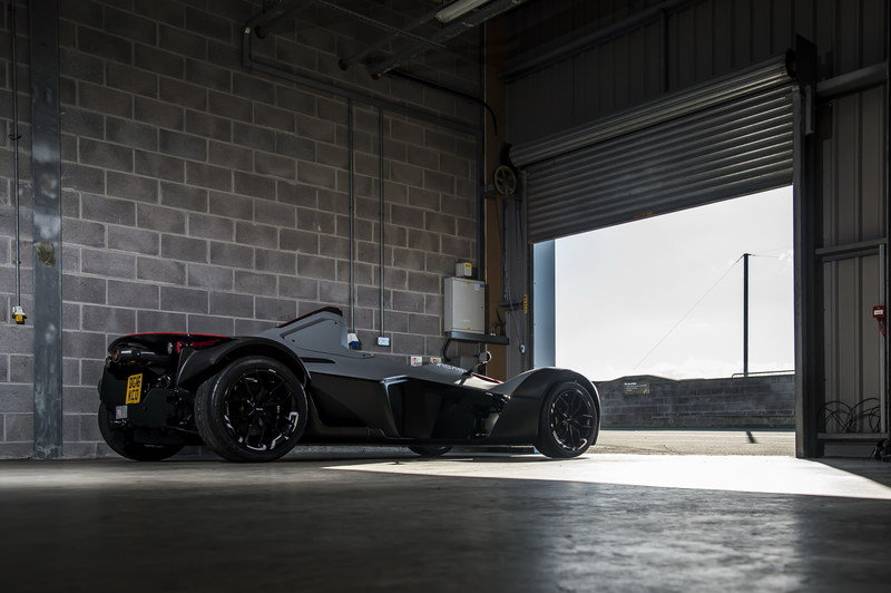 BAC Mono Sets New Speed Record At Anglesey Coastal Circuit High Resolution Exterior - image 694154