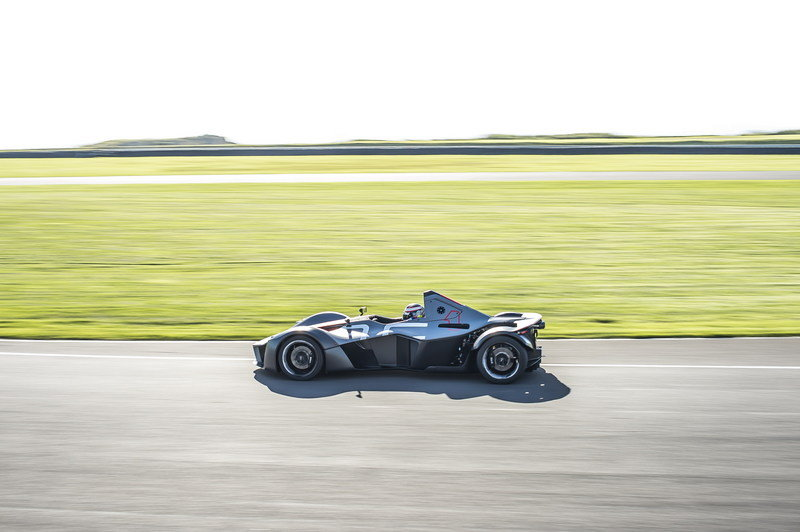 BAC Mono Sets New Speed Record At Anglesey Coastal Circuit High Resolution Exterior - image 694155