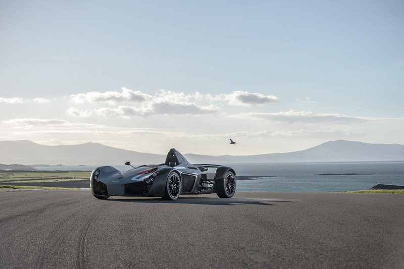 BAC Mono Sets New Speed Record At Anglesey Coastal Circuit High Resolution Exterior - image 694148