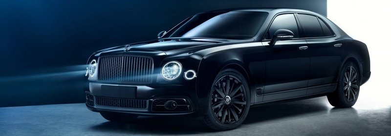 2017 Bamford X Bentley Mulliner Mulsanne Speed
