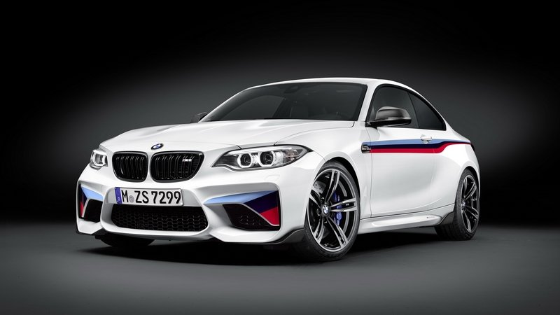BMW Brings New M Performance Parts To Essen Motor Show