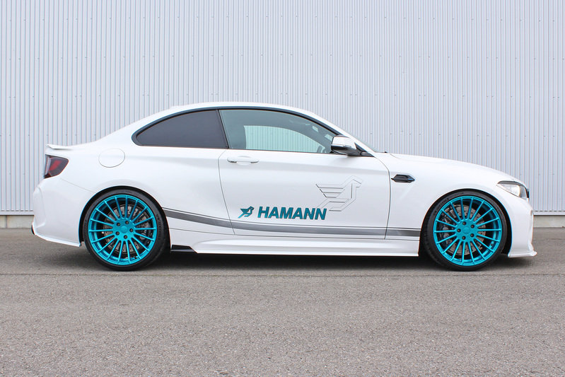 2016 BMW M2 by Hamann High Resolution Exterior - image 695049