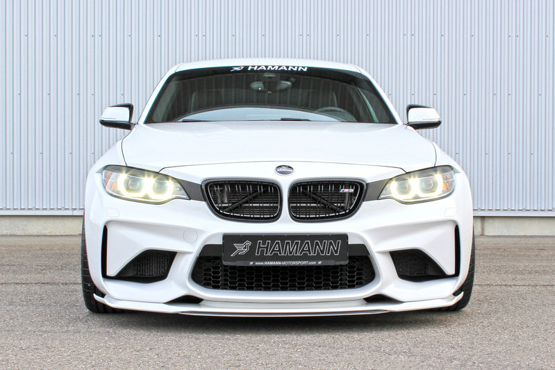 2016 BMW M2 by Hamann High Resolution Exterior - image 695039