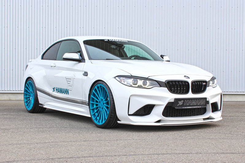 2016 BMW M2 by Hamann High Resolution Exterior - image 695040