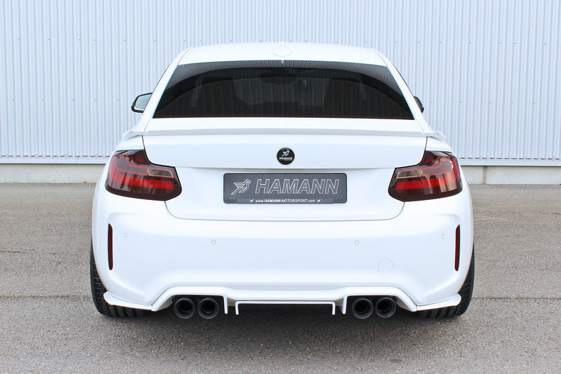 2016 BMW M2 by Hamann High Resolution Exterior - image 695042