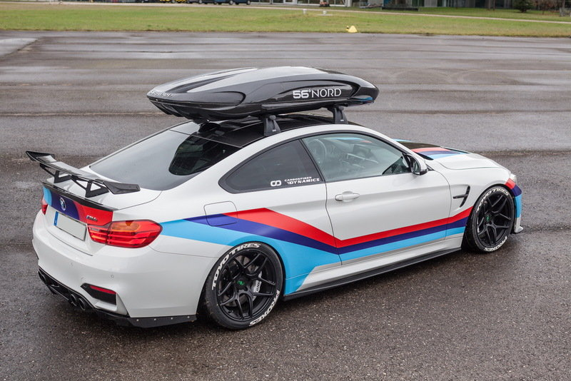 2016 BMW M4 by CarbonFiber Dynamics High Resolution Exterior - image 696688