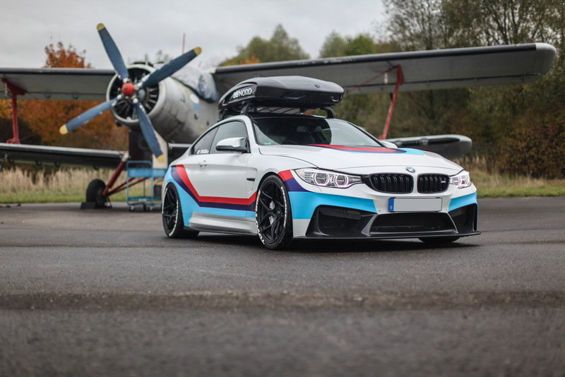 2016 BMW M4 by CarbonFiber Dynamics High Resolution Exterior - image 696690