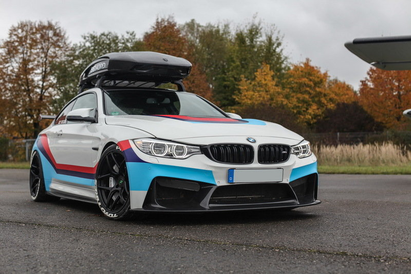 2016 BMW M4 by CarbonFiber Dynamics High Resolution Exterior - image 696684