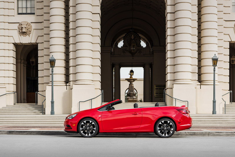 2017 Buick Cascada Sport Touring with Dark Effects Package