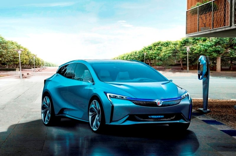 2016 Buick Velite Concept High Resolution Computer Renderings and Photoshop - image 696623