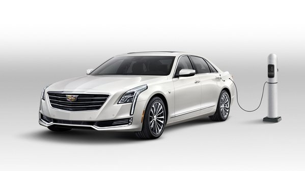 cadillac ct6 goes hybrid in los angeles returns better mileage than german rivals - DOC695789