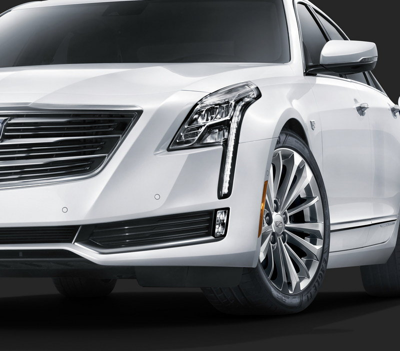 Cadillac CT6 Goes Hybrid in Los Angeles, Returns Better Mileage than German rivals