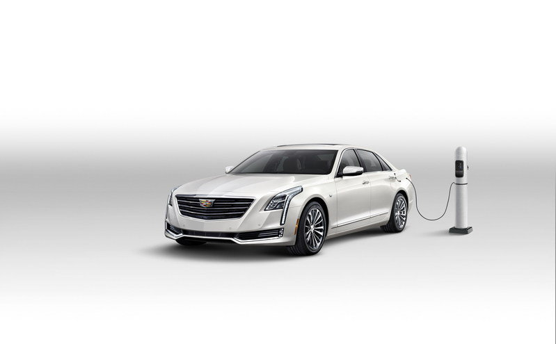 2017 Cadillac CT6 Plug-In Hybrid High Resolution Exterior - image 695412