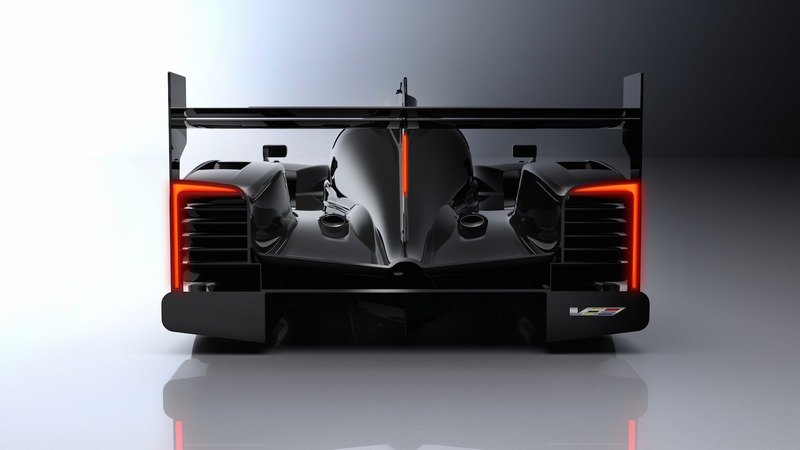 2017 Cadillac DPi-V.R Exterior Computer Renderings and Photoshop - image 697299