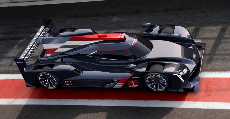 2017 Cadillac DPi-V.R Exterior Computer Renderings and Photoshop - image 697317