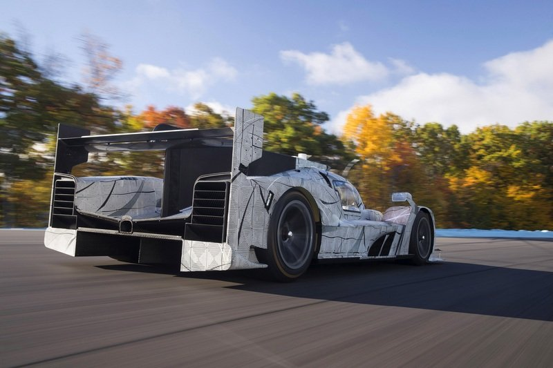 2017 Cadillac DPi-V.R High Resolution Exterior - image 697319