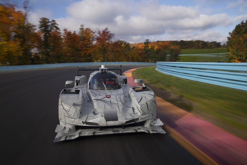 2017 Cadillac DPi-V.R High Resolution Exterior - image 697321