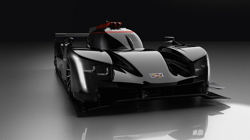 2017 Cadillac DPi-V.R Exterior Computer Renderings and Photoshop - image 697297