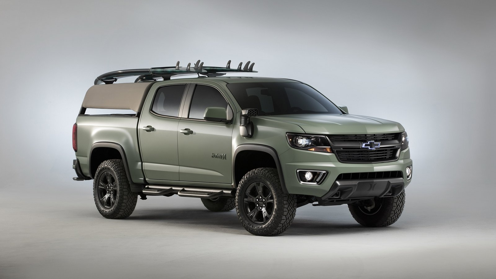 2016 Chevrolet Colorado Z71 Hurley Concept Picture 694072 Truck Review Top Speed