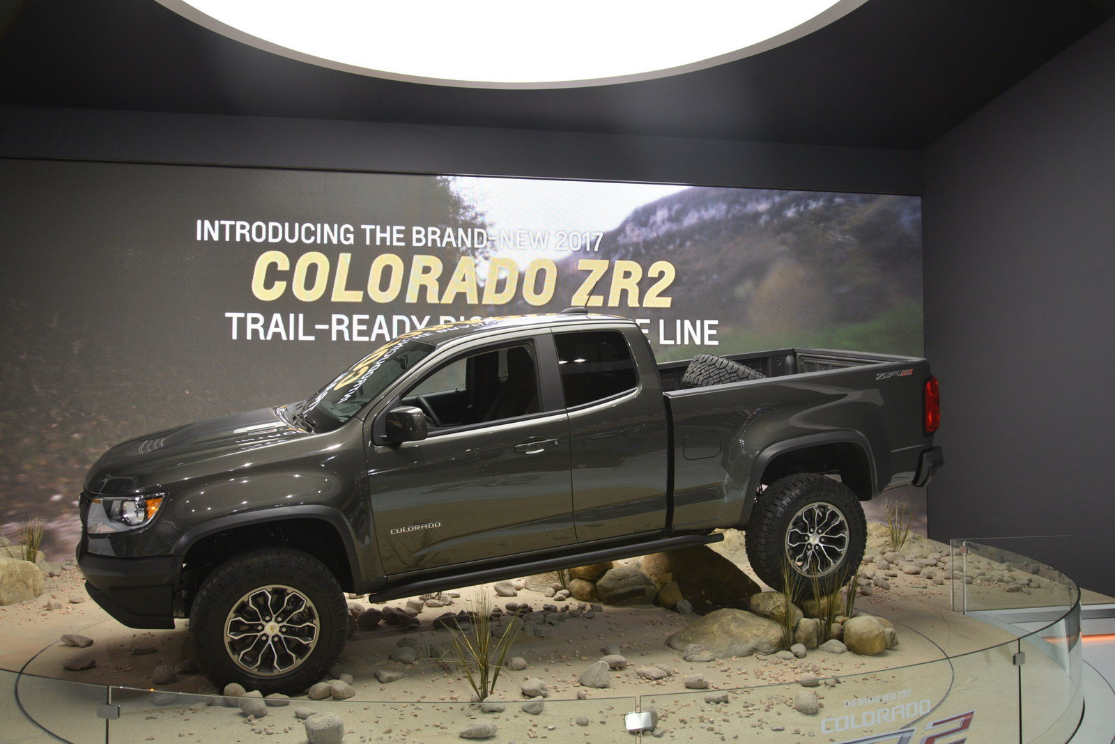 2017 chevrolet colorado zr2 picture 696477 truck review top speed. Black Bedroom Furniture Sets. Home Design Ideas