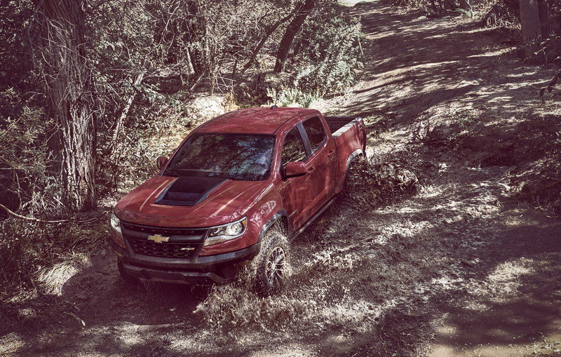 Chevy Colorado ZR2 Takes L.A. By Storm with Supercar Suspension