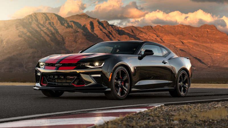 Chevrolet Offers New Array Of Performance Parts