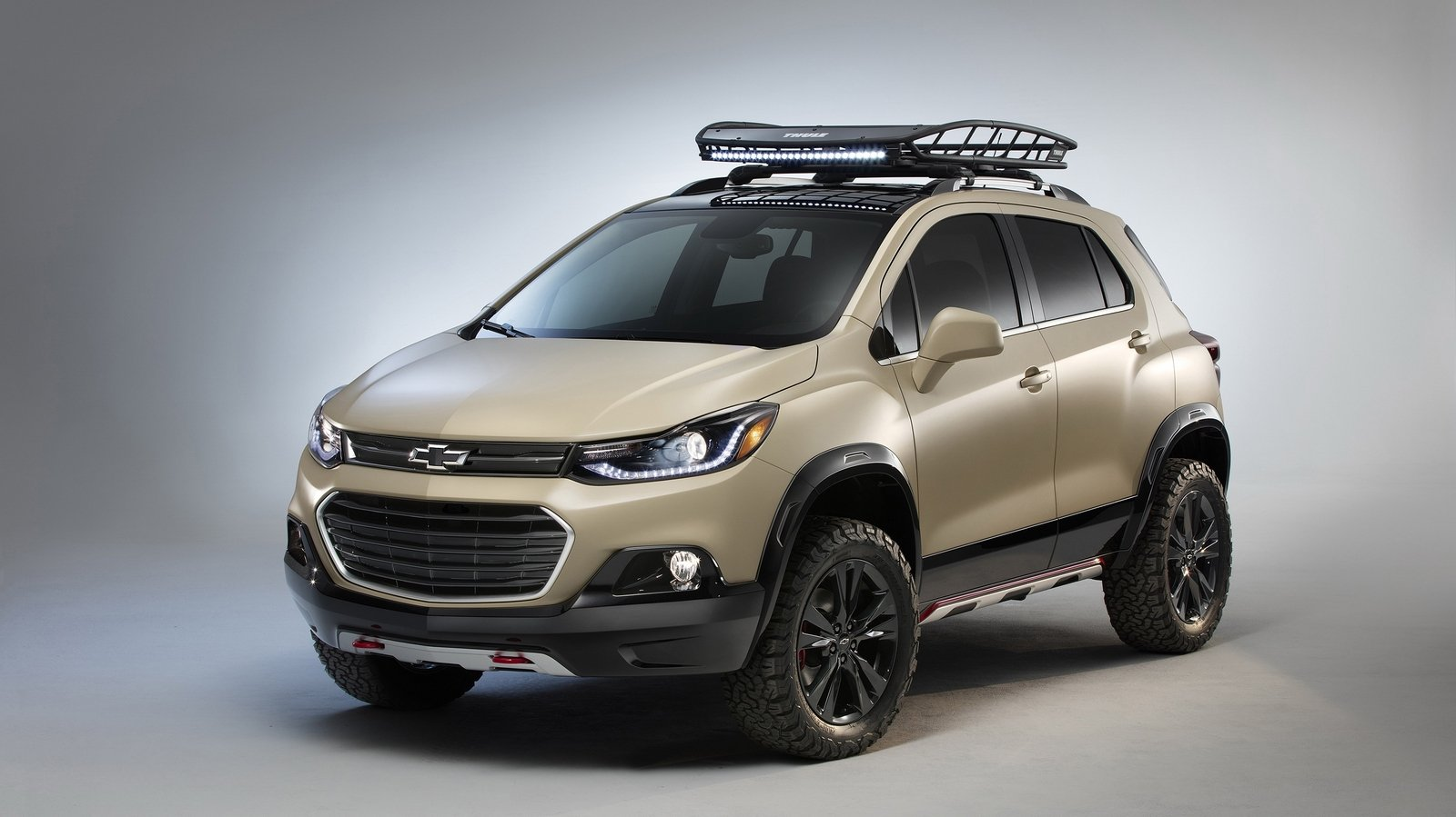 chevrolet trax activ concept top speed