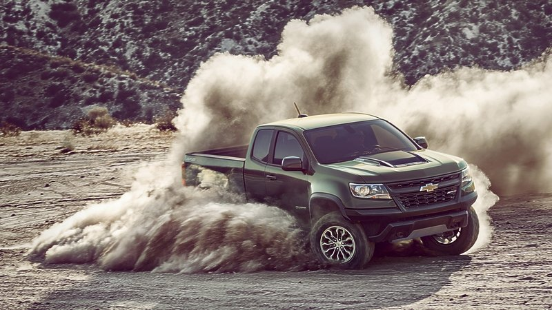 Chevy Colorado ZR2 Takes L.A. By Storm with Supercar Suspension High Resolution Exterior - image 695944