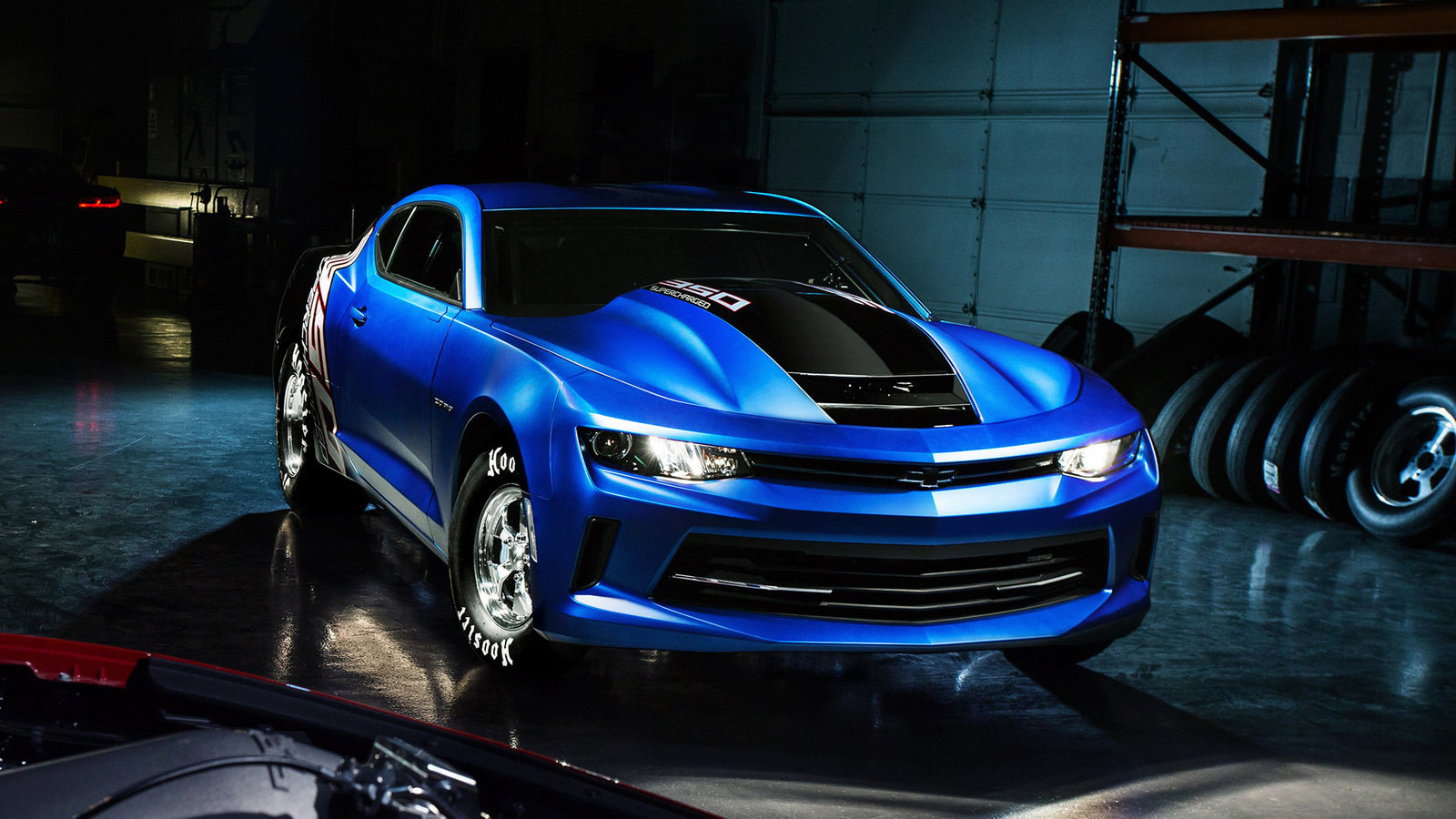 First 2017 Chevrolet COPO Camaro Will Be Auctioned Off In