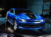First 2017 Chevrolet COPO Camaro Will Be Auctioned Off In January - image 694199