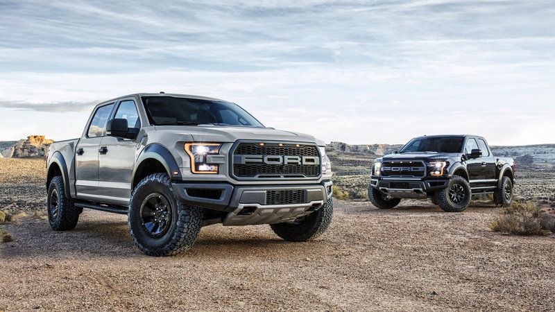 Ford Begins Taking Orders For The F-150 Raptor