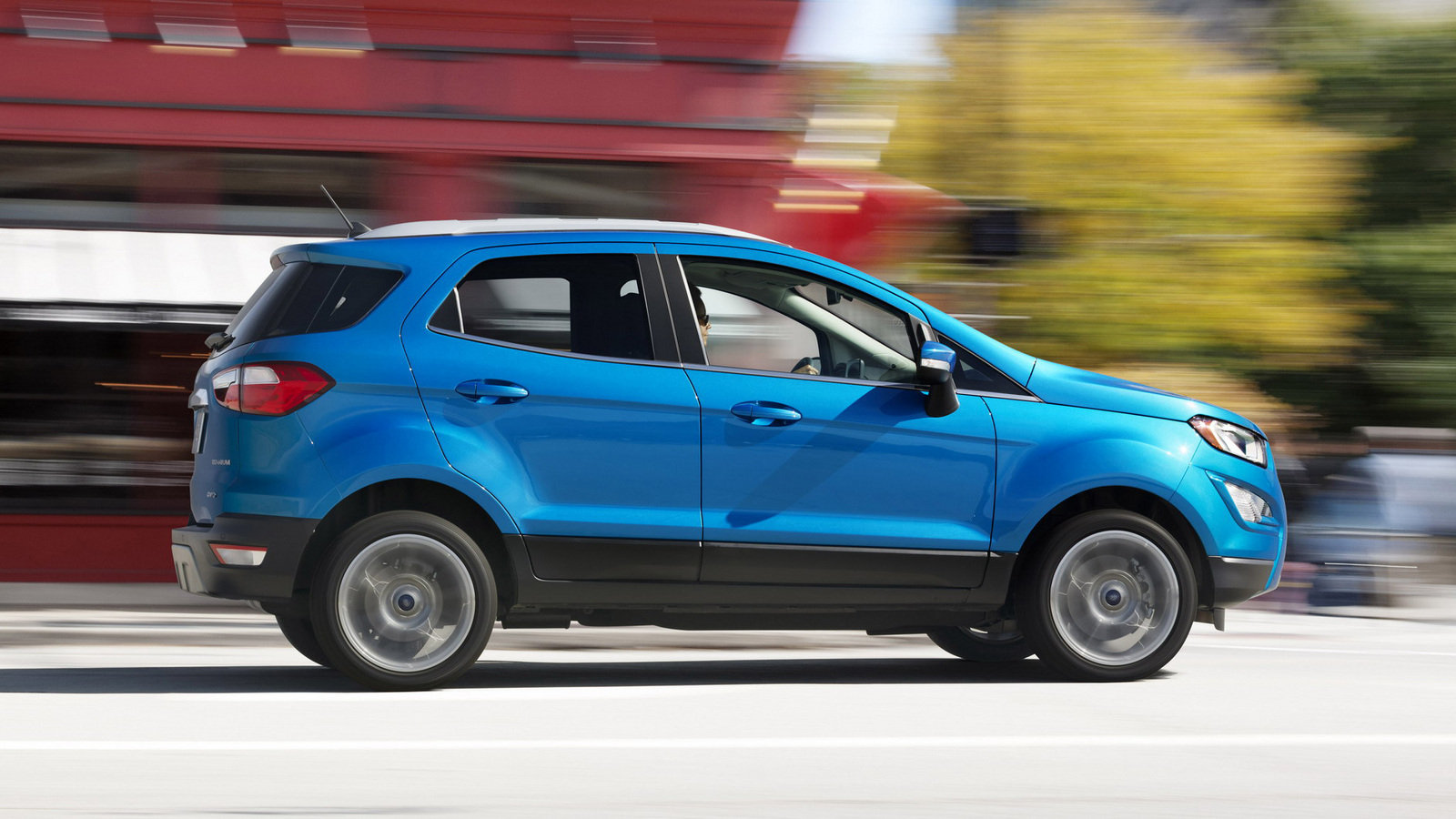 The Ford Ecosport Is Finally Rolling Into Us Dealers