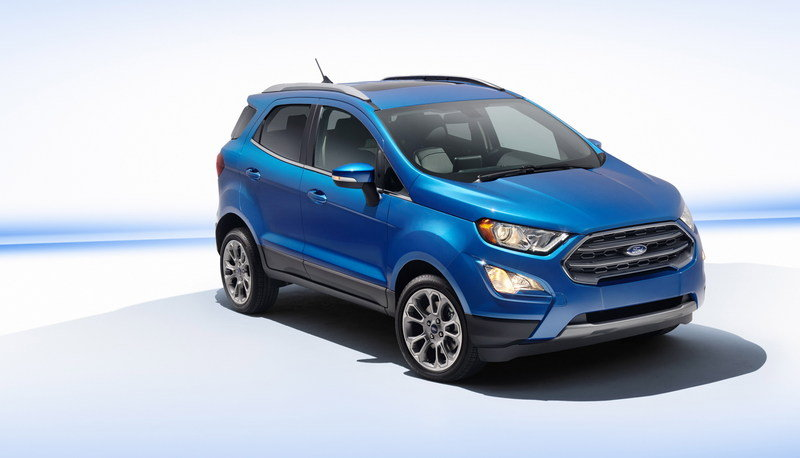 Ford to Develop a Crossover and a Small EV with Mahindra, the Latter of Which Could Adorn the Pinninfarina Name!