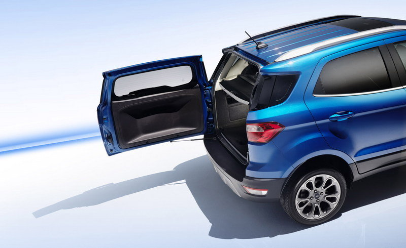 2018 Ford EcoSport High Resolution Exterior - image 695406
