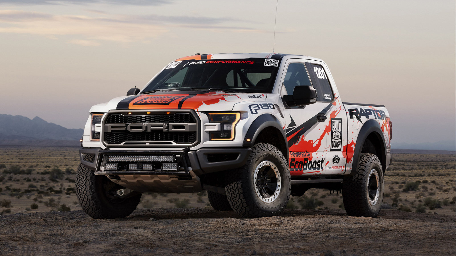 2017 ford f 150 raptor baja 1000 review top speed. Black Bedroom Furniture Sets. Home Design Ideas
