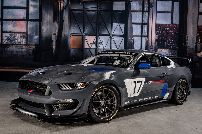 Quick Comparison: 2020 Ford Mustang Shelby GT500 vs. 2016 Ford Mustang GT4 High Resolution Exterior - image 694068