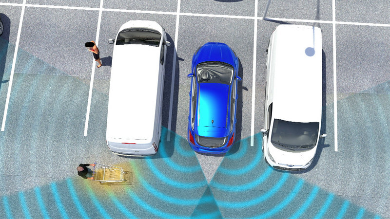 Ford Unveils Next Generation Of Driver-Assist Technologies High Resolution Exterior - image 694317