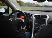Ford Unveils Next Generation Of Driver-Assist Technologies - image 694322